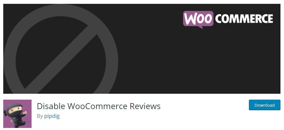 Disable-woocommerce-wordpress-plugin
