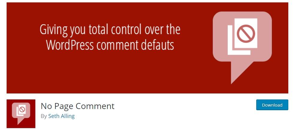 disable-comments-wordpress-widget