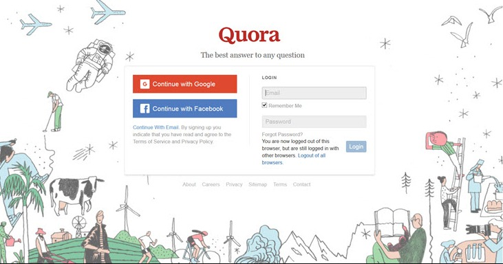 quora-home-wordpress-support