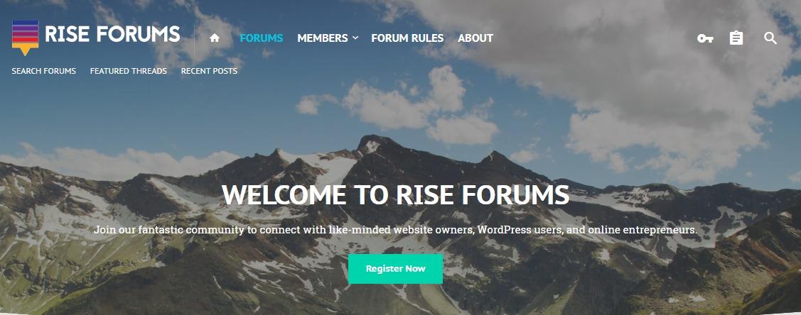 rise-forums-wordpress-help