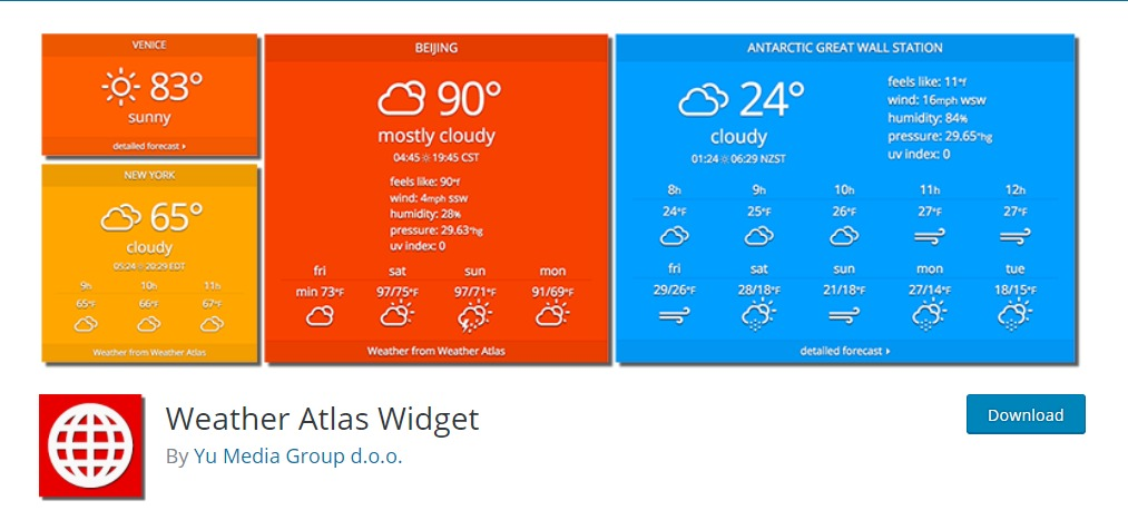 weather-atlas-wordpress-weather-widget