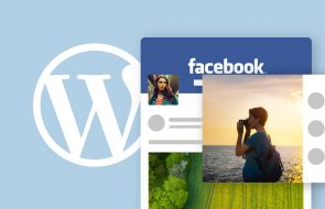 WordPress-Facebook-Widget