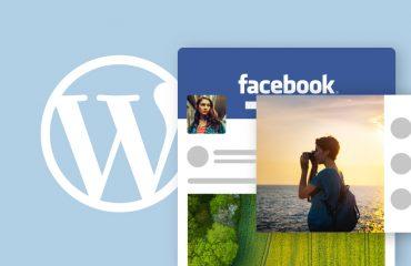 WordPress-Facebook-Widget