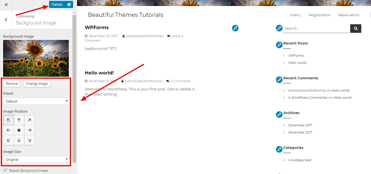 customize-image-background-wordpress