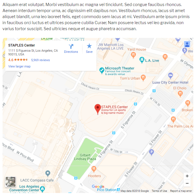 How to Embed Google Maps in WordPress Website : Beginner's Guide Map Embed on