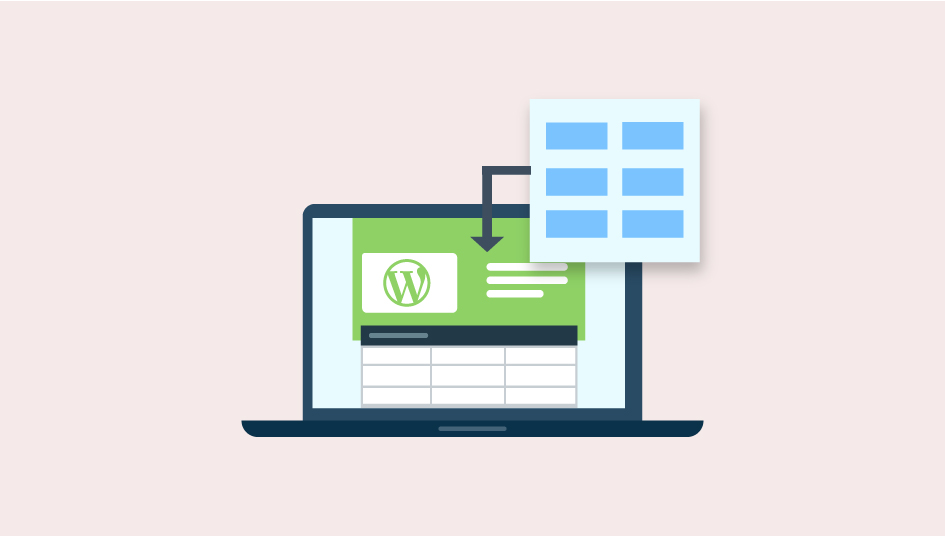 Step-by-step guide to Add WordPress tables fast and easy!