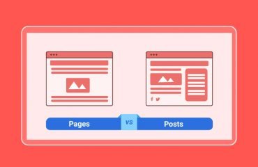 wordpress-pages-vs-posts