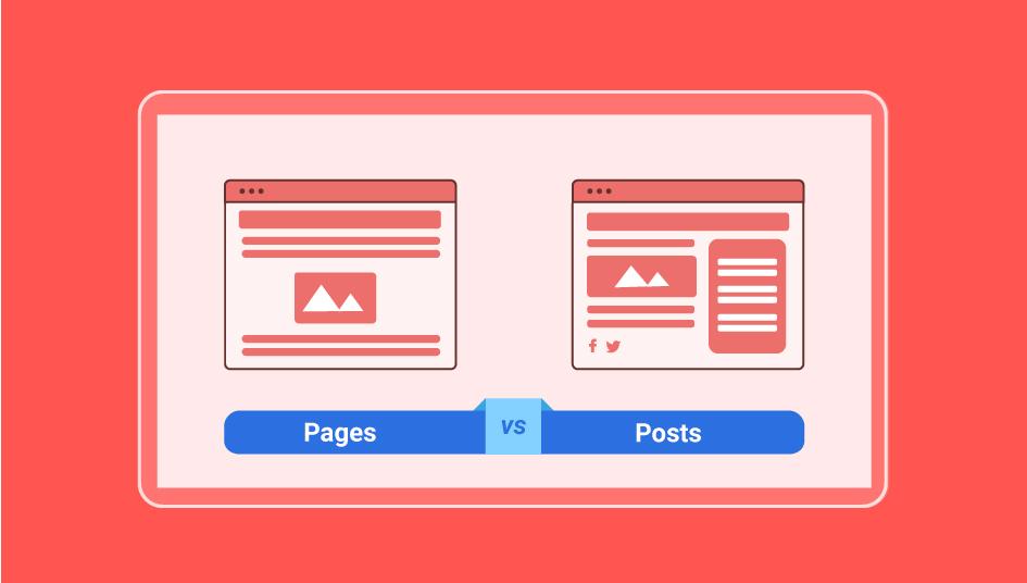 wordpress-pages-vs-posts