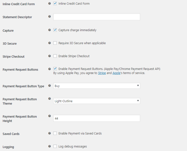 WooCommerce_stripe-Optional-settings