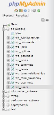WordPress-change-username-phpmyadmin