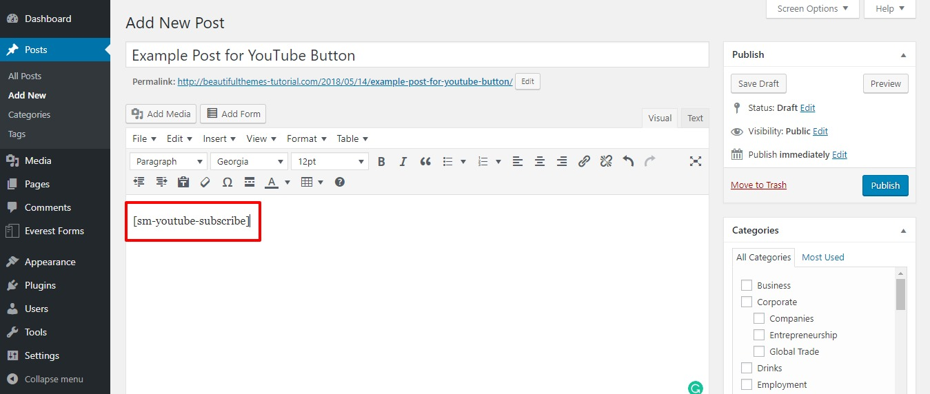 Youtube-subscribe-button-shortcode-generator-2