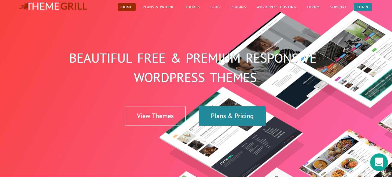 THEMEGRILL-Best WordPress Theme Marketplaces