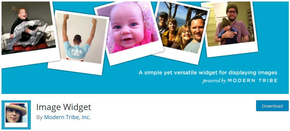 wordpress sidebar image plugins