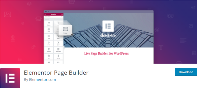 WordPress-Page-Builder-Elementor