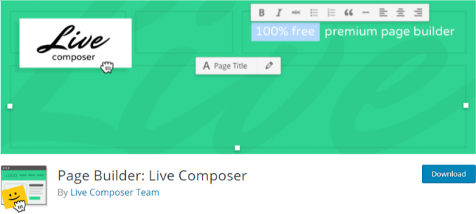WordPress-Page-Builder-LiveComposer