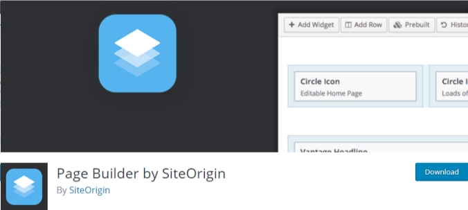 WordPress-Page-Builder-Siteorigin