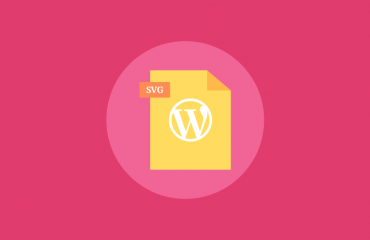 Upload SVG files to WordPress