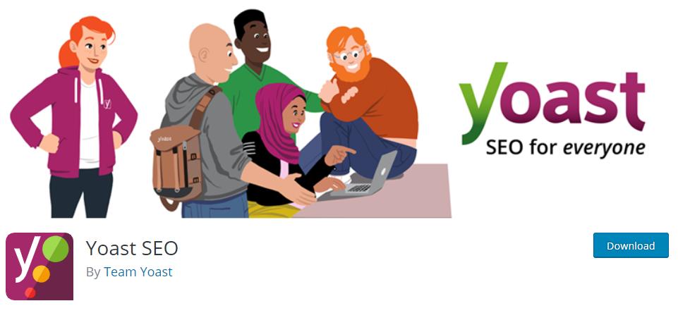 Yoast SEO WordPress sitmap plugin