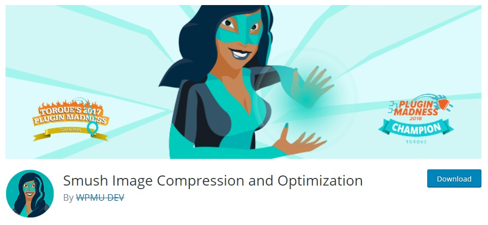 Smush Image Compression and Optimization – WordPress SEO Plugin