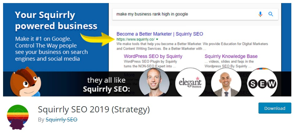 Squirrly SEO 2019 Strategy – WordPress plugin WordPress org