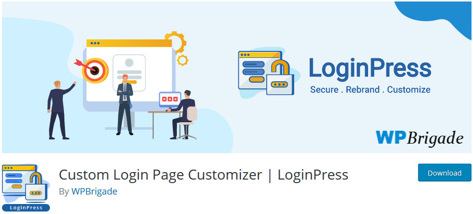 Custom WordPress Login Form Plugin