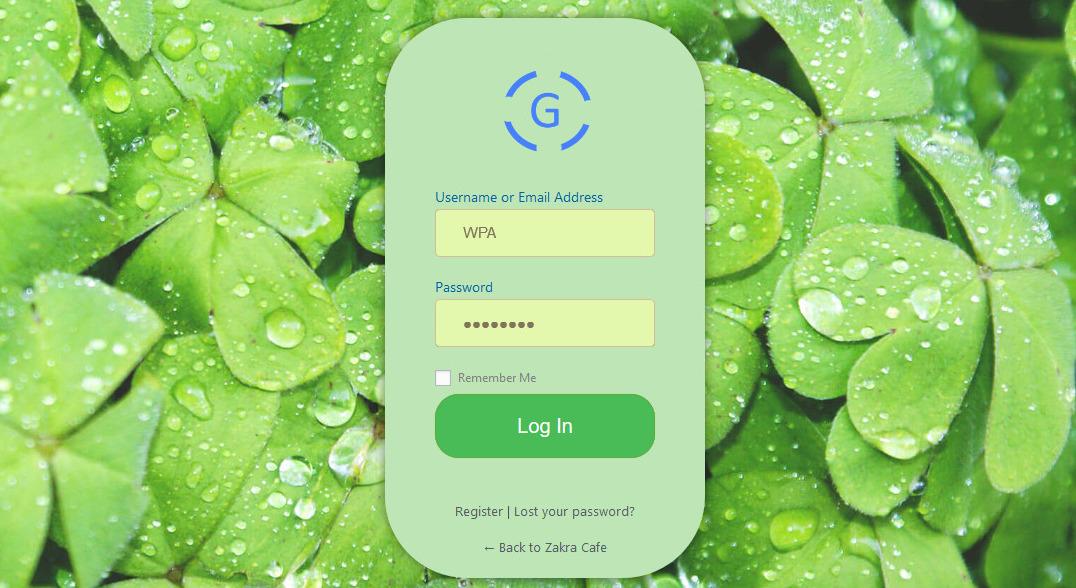 custom login form plugin wordpress