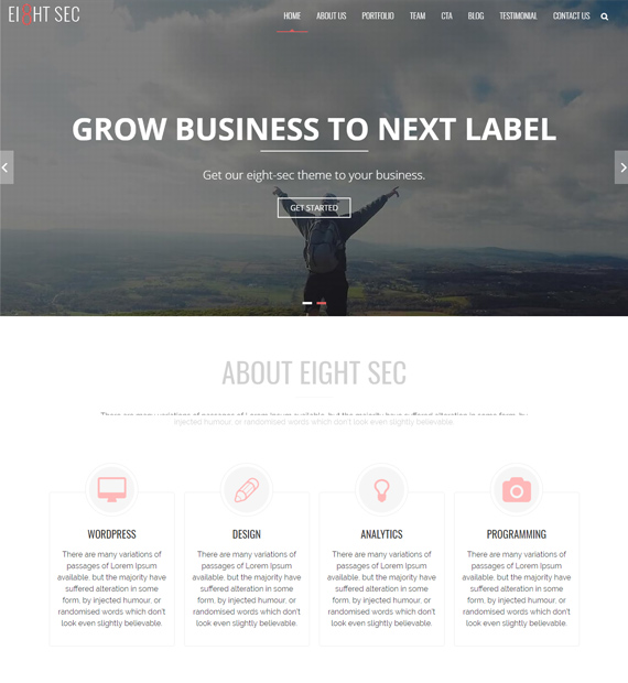 Eight-Sec-Free-WordPress-Multipurpose-theme
