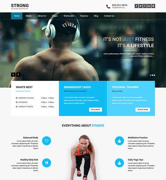 SKT-strong-free-WP-fitness-theme