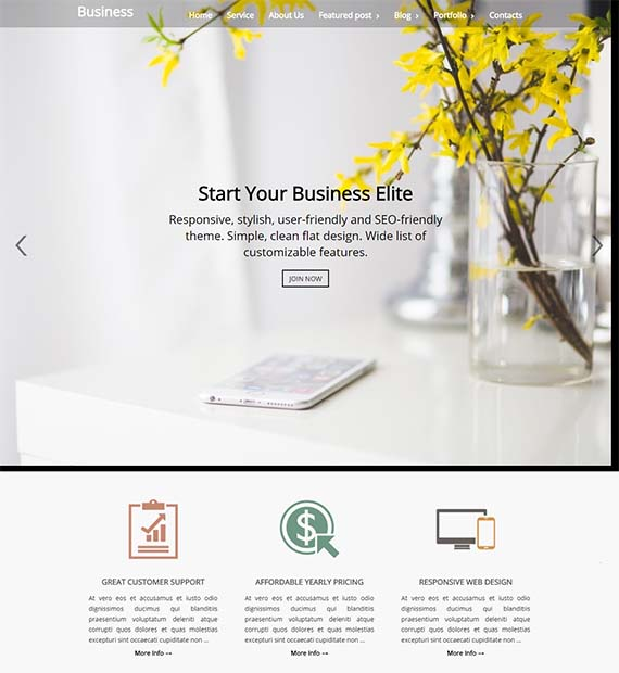 business-elite-free-wp-theme