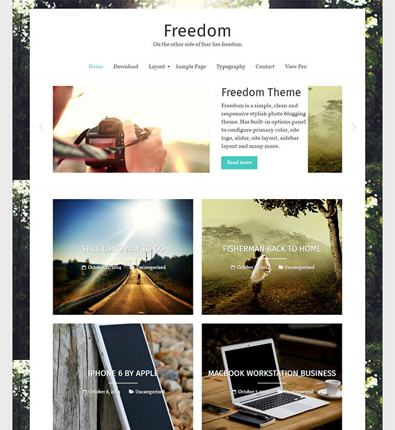 freedom-wordpress-blog-theme