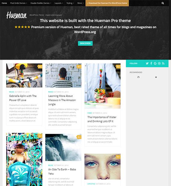 hueman-free-wp-theme