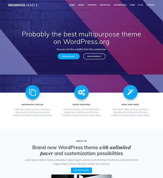 mesmerize-multipurpose-wordpress-theme
