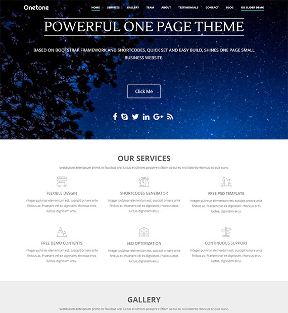 onetone-free-one-page-wp-theme