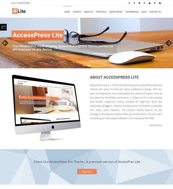 AccessPress-Lite-Business-WordPress-Theme