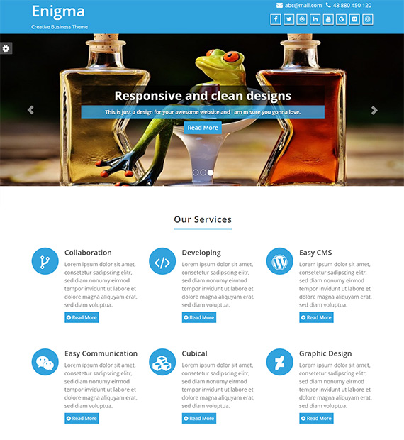 Enigma-Multipurpose-WordPress-Theme