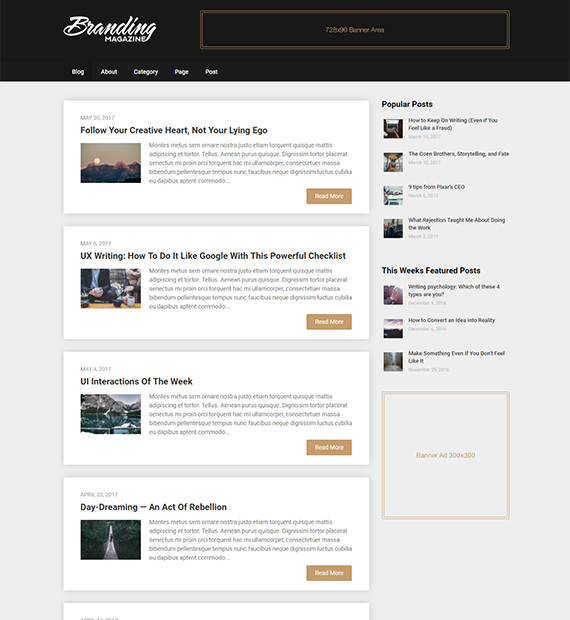 Publishable Magazine-Magazine-WordPress-Theme