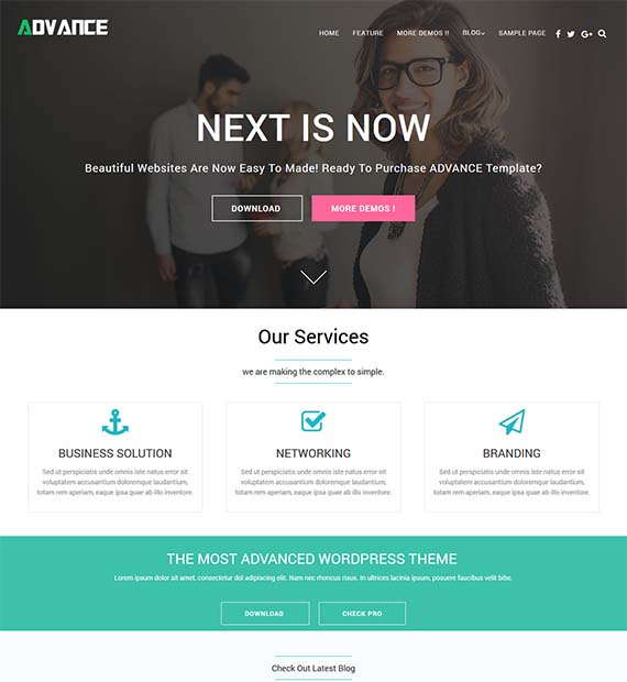 advance-wp-theme