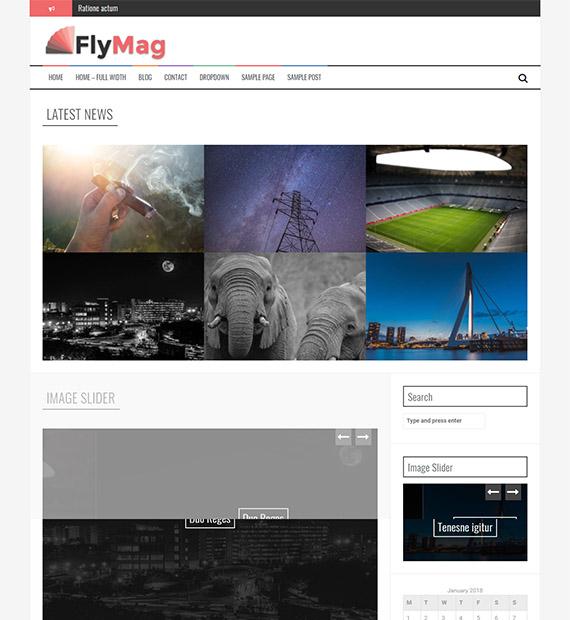 flymag-free-magazine-theme