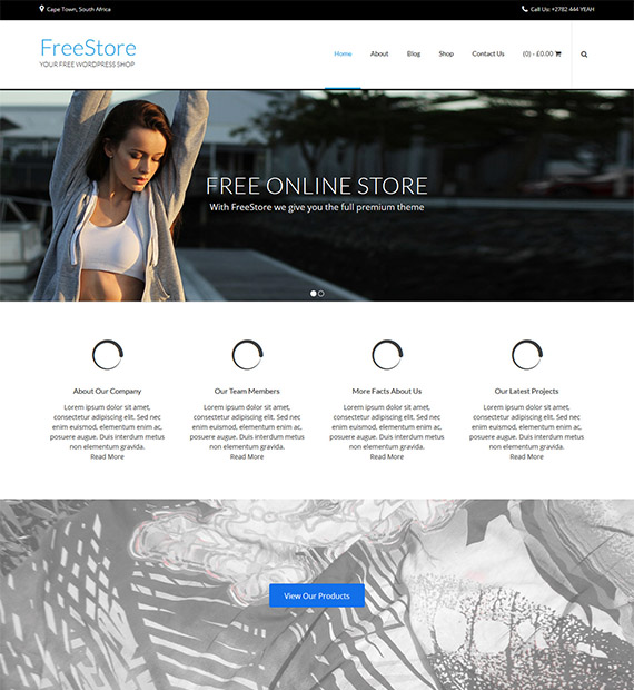 freestore-wordpress-ecommerce-theme