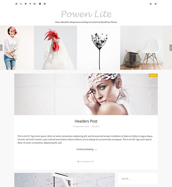 powen-lite-free-wordpress-blog-theme