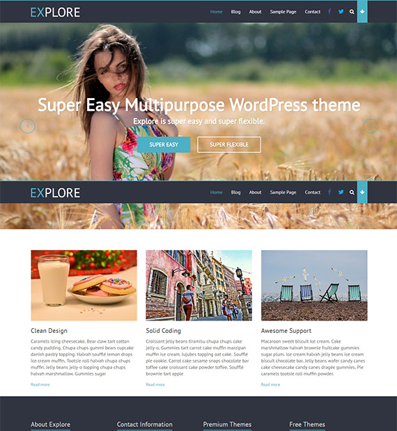 Explore-eCommerce-WordPress-Theme