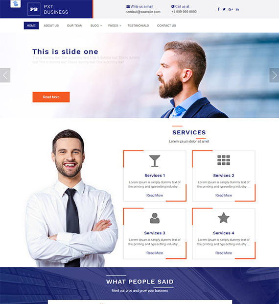 Best wordpress business themes beautiful themes business best wordpress themes accmission Choice Image