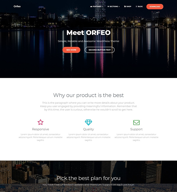 Orfeo-WordPress-Multipurpose-Theme