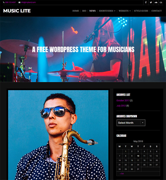 how to change wordpress theme on live site