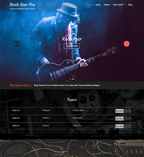 Rock-Star-WordPress-Music-Theme