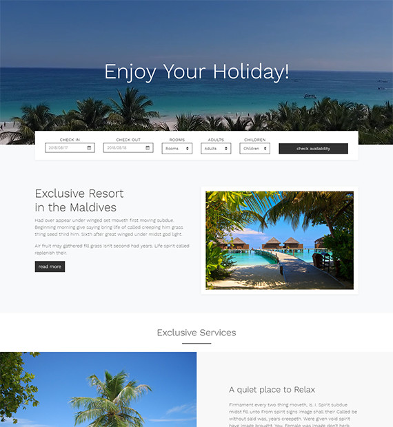 WordPress-Business-Theme-Luna-resort