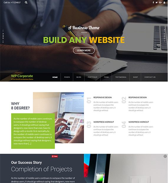 WordPress-Business-theme-WP-Corporate