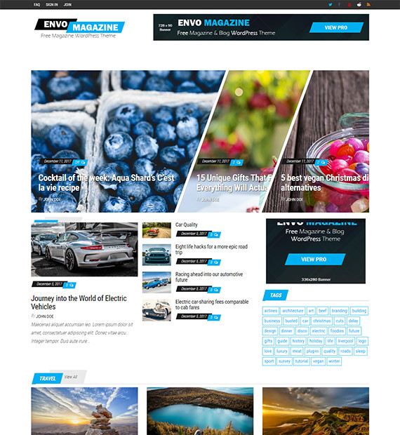 WordPress-Magazine-Theme-Envo-Magazine