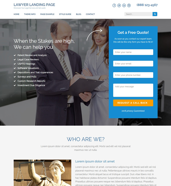 lawyer-landing-page-wordpress-landing-page-theme