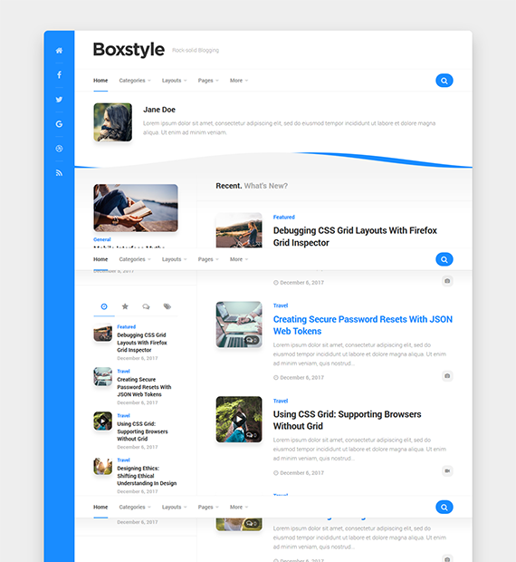 Boxstyle-WordPress-Blogging-Theme
